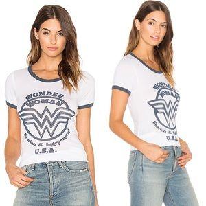 Junk Food Clothing Wonder Woman Graphic T-Shirt